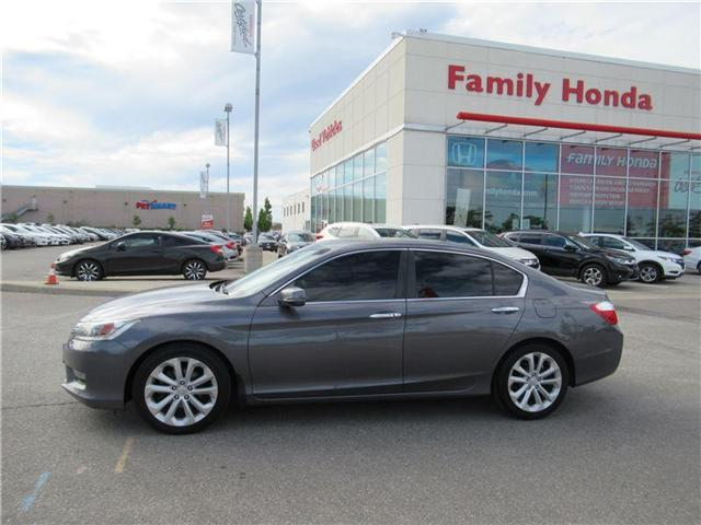 2014 Honda Accord Touring, FREE EXTENDED WARRANTY! (Stk: U03231A) in Brampton - Image 2 of 27
