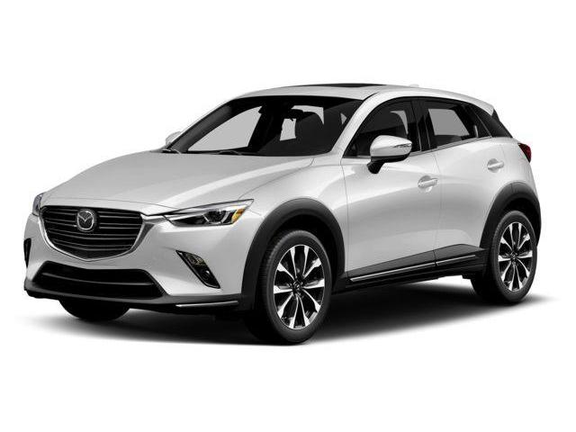 2019 Mazda CX-3 GS (Stk: 27837) in East York - Image 1 of 3