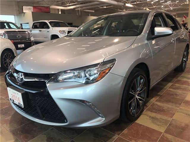 2016 Toyota Camry XSE (Stk: 185747) in Kitchener - Image 1 of 5