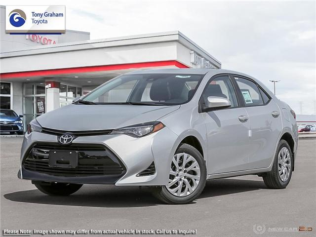 2019 Toyota Corolla LE Upgrade Package (Stk: 57040) in Ottawa - Image 1 of 24