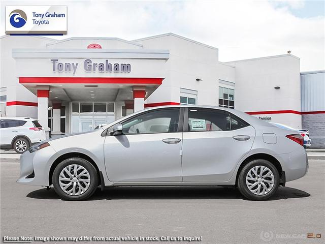 2019 Toyota Corolla LE Upgrade Package (Stk: 57040) in Ottawa - Image 3 of 24