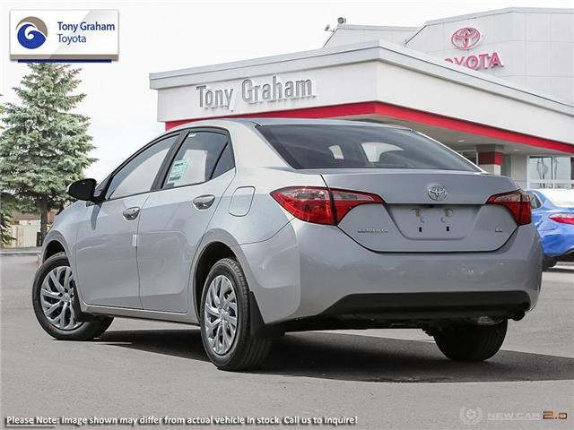 2019 Toyota Corolla LE Upgrade Package (Stk: 57040) in Ottawa - Image 4 of 24
