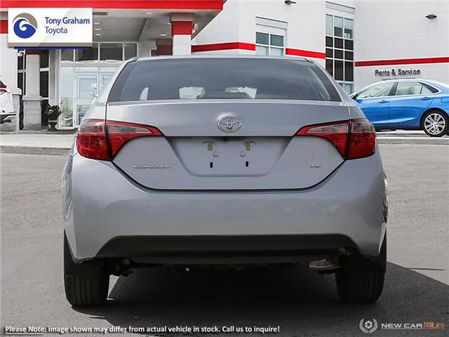 2019 Toyota Corolla LE Upgrade Package (Stk: 57040) in Ottawa - Image 5 of 24