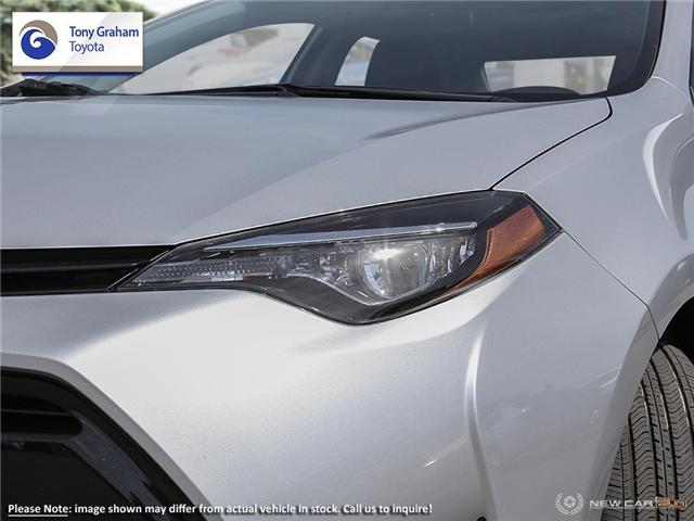 2019 Toyota Corolla LE Upgrade Package (Stk: 57040) in Ottawa - Image 10 of 24