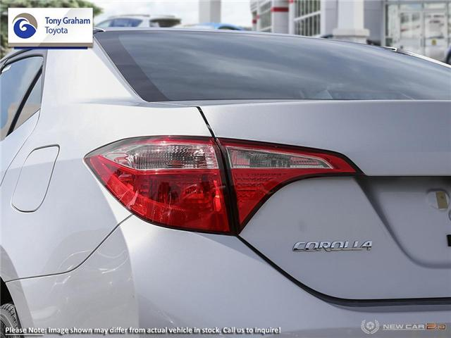 2019 Toyota Corolla LE Upgrade Package (Stk: 57040) in Ottawa - Image 11 of 24