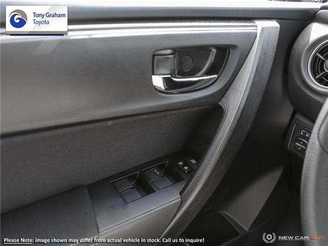 2019 Toyota Corolla LE Upgrade Package (Stk: 57040) in Ottawa - Image 17 of 24
