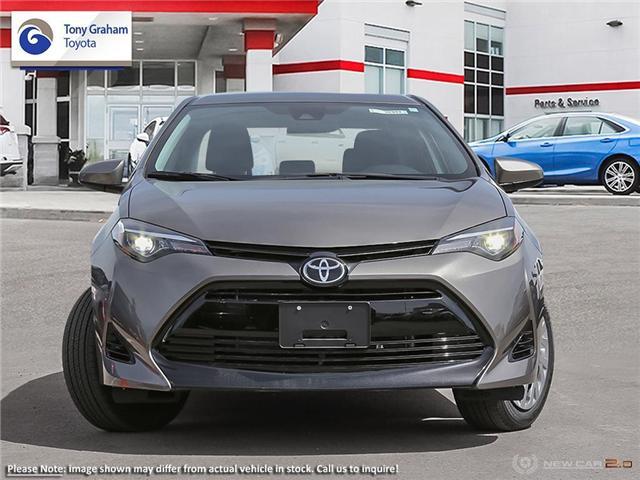 2019 Toyota Corolla LE (Stk: 57019) in Ottawa - Image 2 of 24