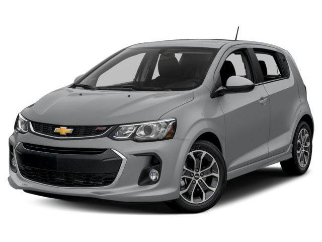 2018 Chevrolet Sonic LT Auto (Stk: 18744) in Peterborough - Image 1 of 9