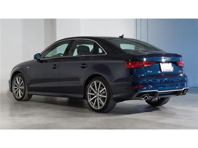 2018 Audi A3 2.0T Technik (Stk: A11295) in Newmarket - Image 2 of 17