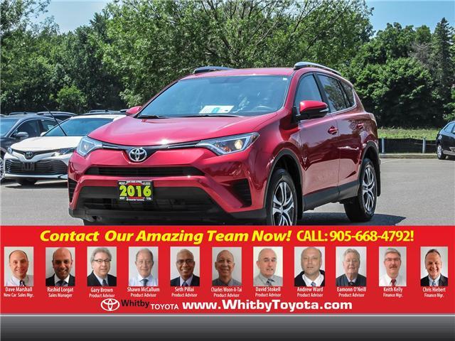 2016 Toyota RAV4  (Stk: U8065) in Whitby - Image 1 of 19