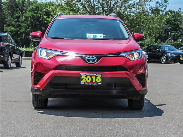 2016 Toyota RAV4  (Stk: U8065) in Whitby - Image 2 of 19