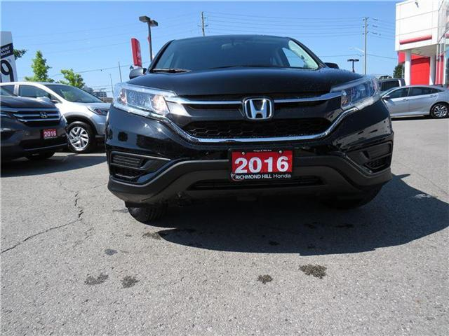 2016 Honda CR-V LX (Stk: 181008P) in Richmond Hill - Image 2 of 15