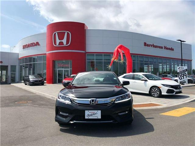 2017 Honda Accord Sport (Stk: 0668A) in Nepean - Image 1 of 20