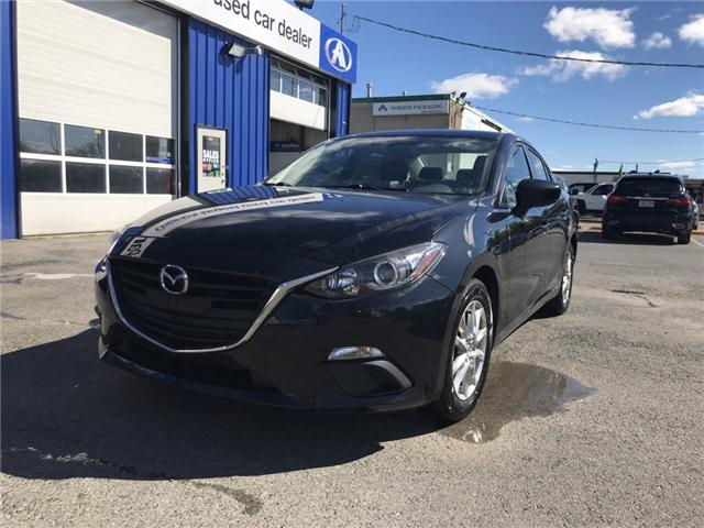 2014 Mazda Mazda3 GS-SKY (Stk: 14-52256) in Georgetown - Image 1 of 12