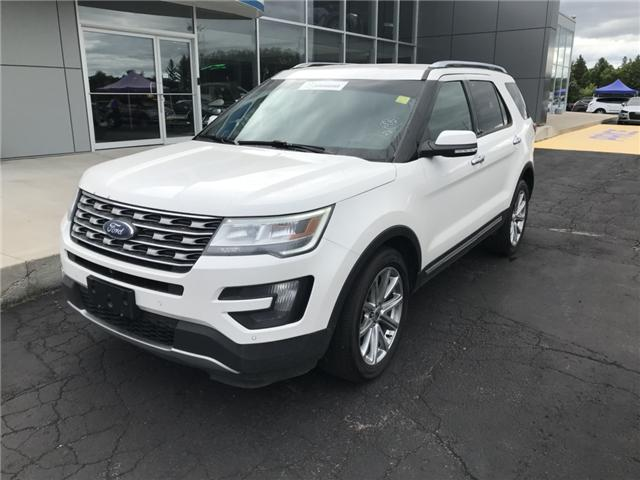 2016 Ford Explorer Limited (Stk: 21232) in Pembroke - Image 2 of 13