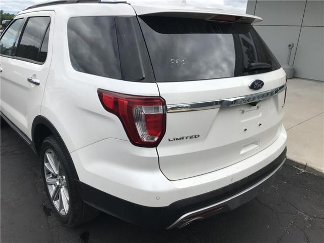 2016 Ford Explorer Limited (Stk: 21232) in Pembroke - Image 3 of 13