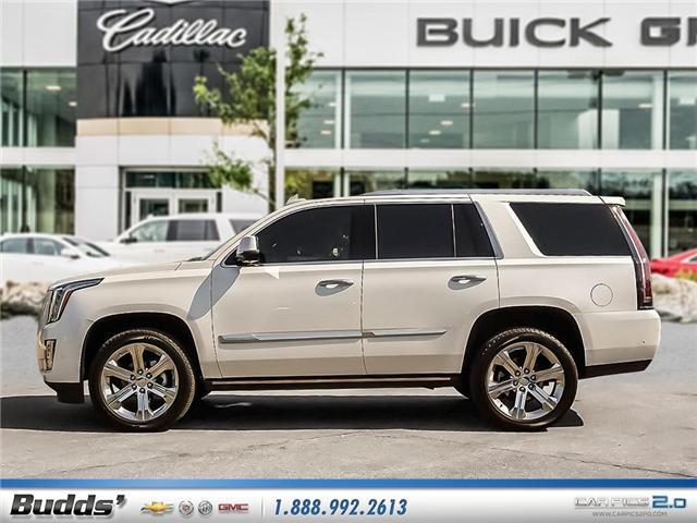 2018 Cadillac Escalade Premium Luxury (Stk: ES8044) in Oakville - Image 2 of 25