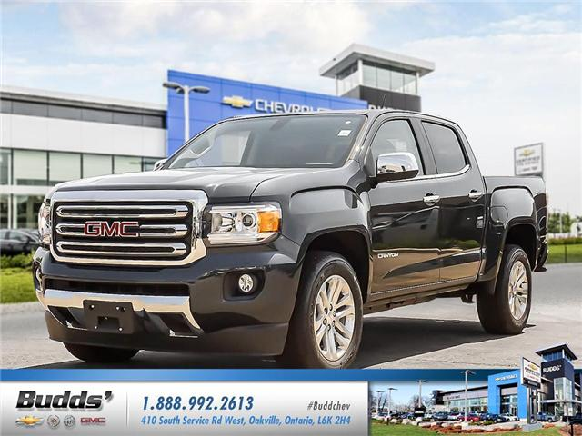 2018 GMC Canyon SLT (Stk: CY8012P) in Oakville - Image 1 of 25