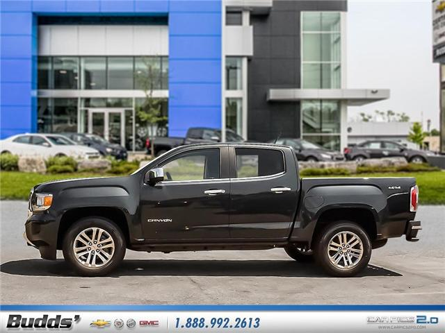 2018 GMC Canyon SLT (Stk: CY8012P) in Oakville - Image 2 of 25