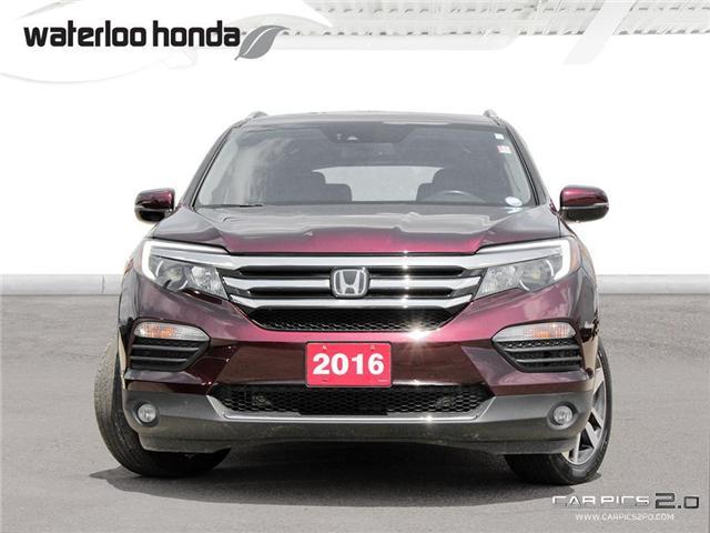 2016 Honda Pilot Touring (Stk: U4127) in Waterloo - Image 2 of 28