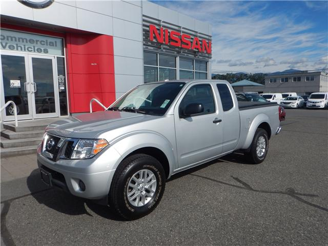 2016 Nissan Frontier SV (Stk: N18-0069P) in Chilliwack - Image 1 of 17