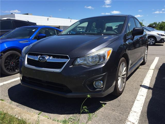 2013 Subaru Impreza 2.0i Touring Package (Stk: P118A) in Newmarket - Image 1 of 1