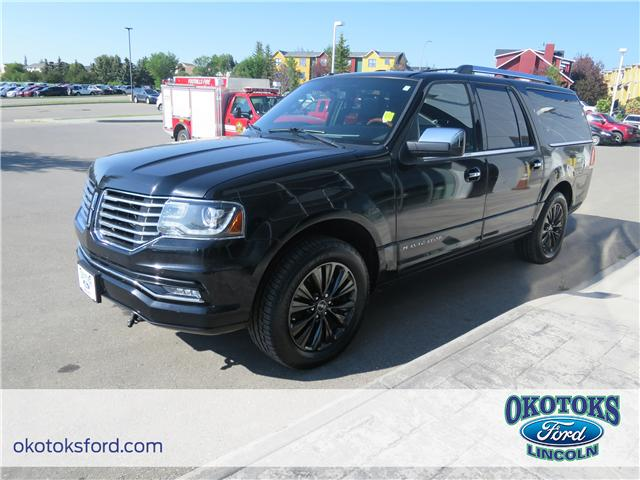 2016 Lincoln Navigator L Select (Stk: B83100) in Okotoks - Image 1 of 27