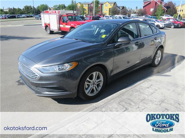 2018 Ford Fusion SE (Stk: B83102) in Okotoks - Image 1 of 21