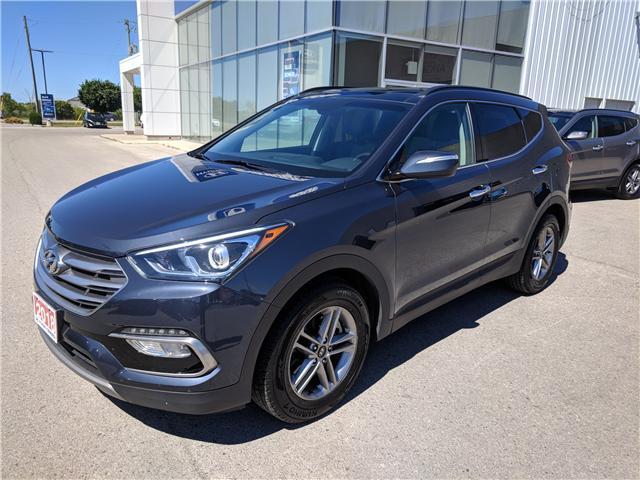 2018 Hyundai Santa Fe Sport 2.4 SE (Stk: 85065) in Goderich - Image 2 of 19