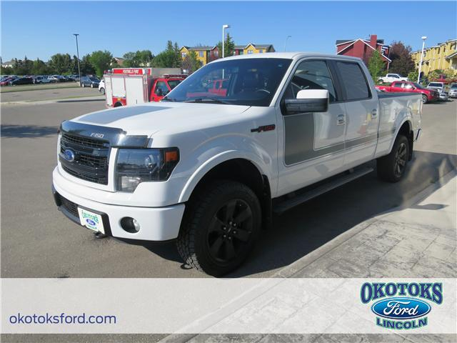 2013 Ford F-150 FX4 (Stk: JK-1035H) in Okotoks - Image 1 of 21