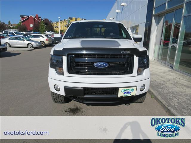 2013 Ford F-150 FX4 (Stk: JK-1035H) in Okotoks - Image 2 of 21