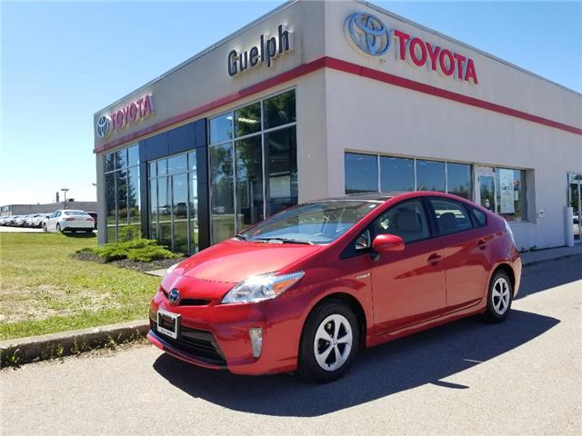 2014 Toyota Prius Base (Stk: U00889) in Guelph - Image 1 of 23