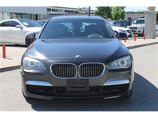 2010 BMW 750i xDrive (Stk: 16358) in Toronto - Image 2 of 25