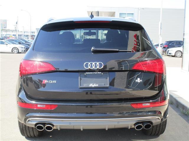 2014 Audi SQ5 3.0 Technik (Stk: 63601) in Regina - Image 4 of 31