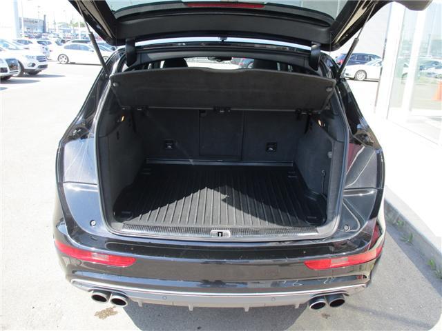 2014 Audi SQ5 3.0 Technik (Stk: 63601) in Regina - Image 9 of 31