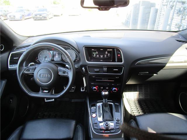 2014 Audi SQ5 3.0 Technik (Stk: 63601) in Regina - Image 11 of 31
