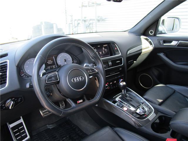 2014 Audi SQ5 3.0 Technik (Stk: 63601) in Regina - Image 12 of 31
