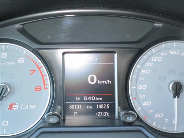 2014 Audi SQ5 3.0 Technik (Stk: 63601) in Regina - Image 15 of 31