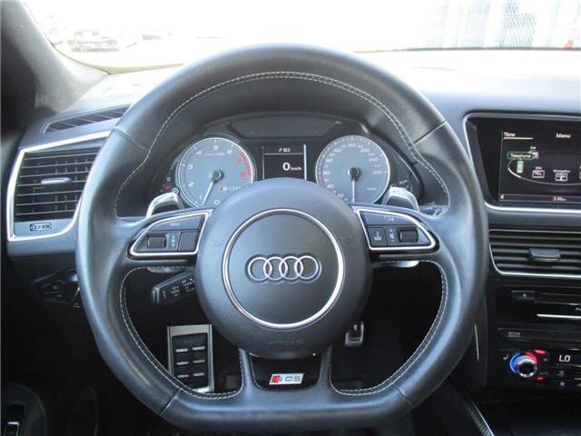 2014 Audi SQ5 3.0 Technik (Stk: 63601) in Regina - Image 16 of 31