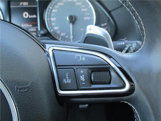 2014 Audi SQ5 3.0 Technik (Stk: 63601) in Regina - Image 18 of 31