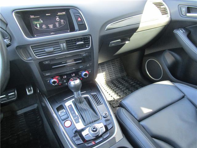 2014 Audi SQ5 3.0 Technik (Stk: 63601) in Regina - Image 22 of 31