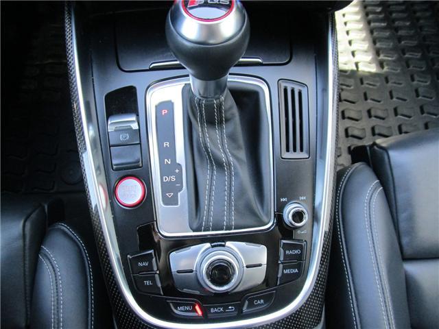 2014 Audi SQ5 3.0 Technik (Stk: 63601) in Regina - Image 23 of 31