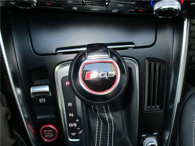 2014 Audi SQ5 3.0 Technik (Stk: 63601) in Regina - Image 24 of 31