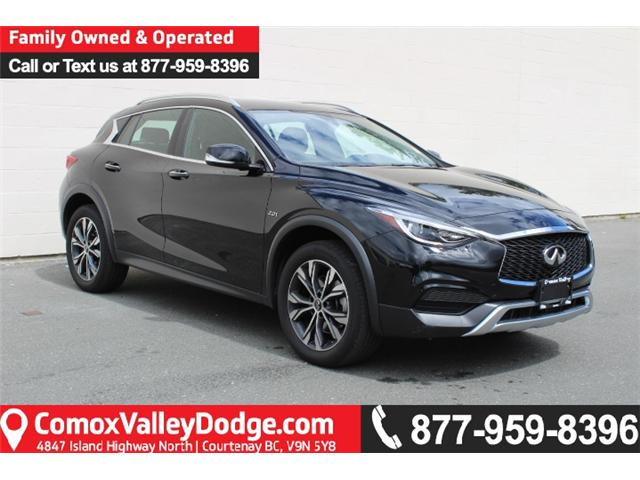 2017 Infiniti QX30 Base (Stk: A015546) in Courtenay - Image 1 of 30