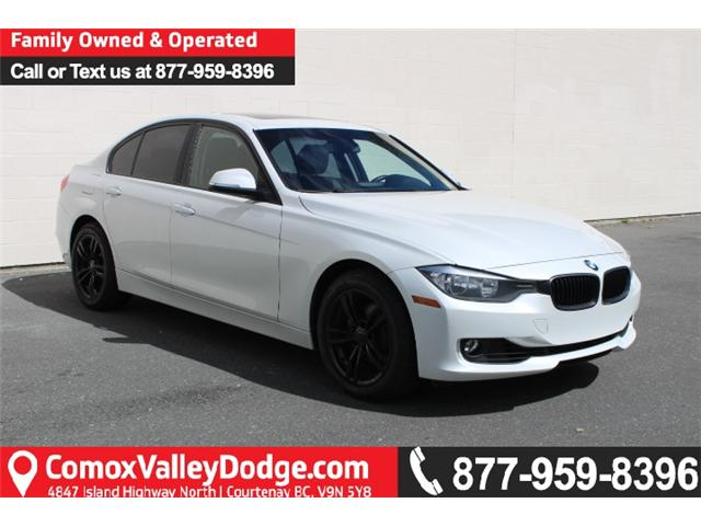 2013 BMW 328i xDrive (Stk: W213909Z) in Courtenay - Image 1 of 30