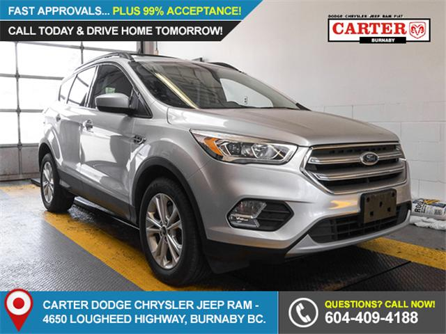 2017 Ford Escape SE (Stk: 9-5905-0) in Burnaby - Image 1 of 22