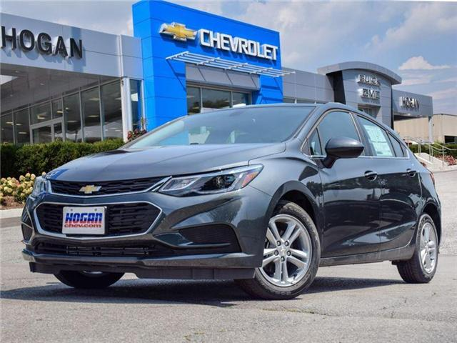 2018 Chevrolet Cruze LT Auto (Stk: 8583685) in Scarborough - Image 1 of 24