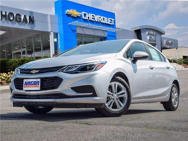 2018 Chevrolet Cruze LT Auto (Stk: 8584430) in Scarborough - Image 1 of 24