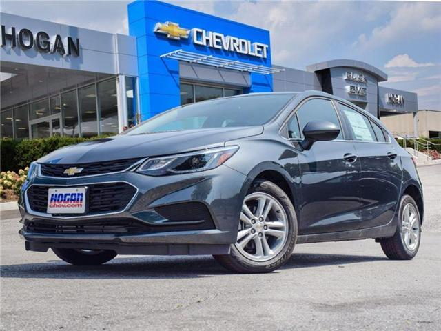 2018 Chevrolet Cruze LT Auto (Stk: 8571065) in Scarborough - Image 1 of 26