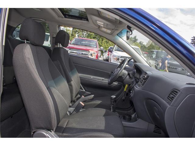 2009 Hyundai Accent GL Sport (Stk: 8EC6722B) in Surrey - Image 14 of 22